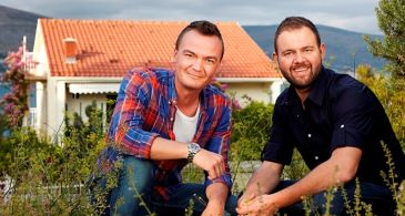 We where hosts of Jyskebank TV