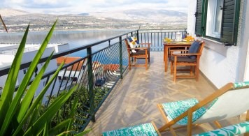 Apartment & Sea Ray 190 from 1.110 Eur/week/4 pax
